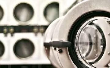 Selv vaskemaskinen må nogle gange give op
