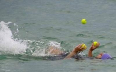 Juggling-triathlon