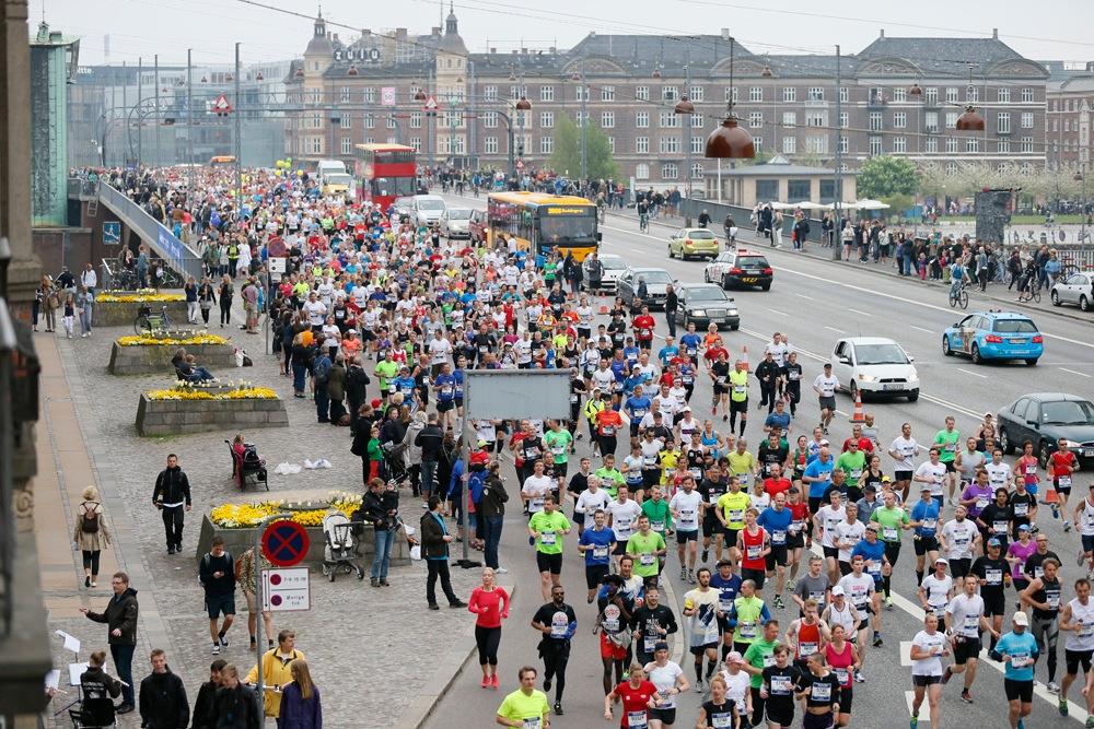 lidt om copenhagen marathon