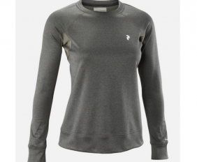 Bivval Crewneck Mid-Layer fra Peak Performance