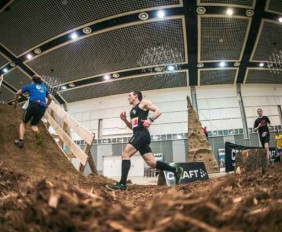 Ecco indoor trail, trailløb, indendørs