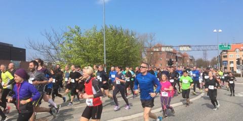 BT Halvmarathon