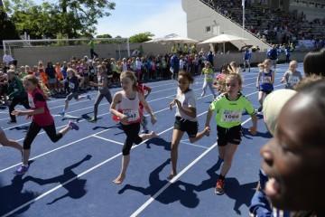 Løbere til Skole OL 2016