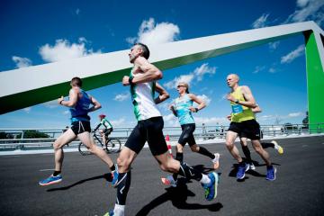 Odinsbroløbet, Odenses broløb, afholdes 25. juni 2016