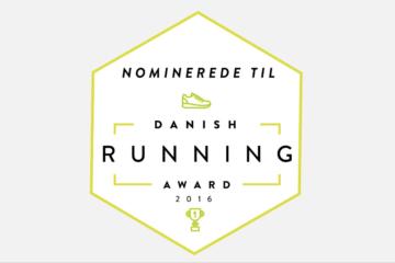 Shortliste til Danish Running Award