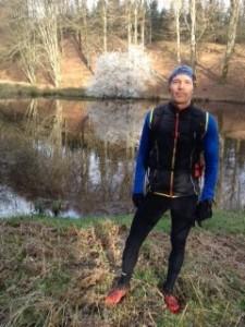 Tilbage i skoven Privatfoto