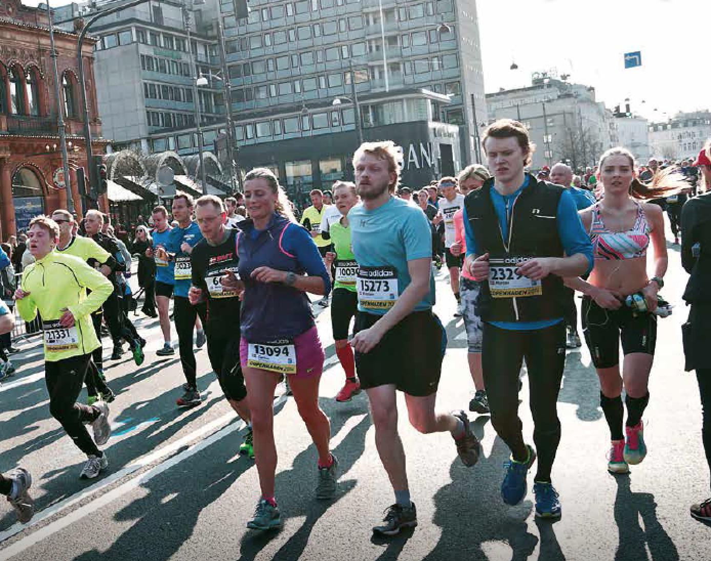 halvmarathon træning