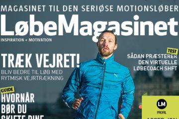 LøbeMagasinet cover